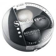 Bourjois Trio Smoky Eyes 01
