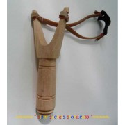 Traditional Thai Slingshot Catapult Shanghai-Light Hardwood