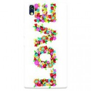 Husa silicon pentru Allview X2 Soul Style Love Made By Flowers