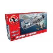 KIT CONSTRUCTIE AIRFIX AVION GRUMMAN F4F-4 WILDCAT (2070)
