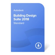 Autodesk Building Design Suite 2018 Standard mrežna licenca (NLM)