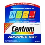 Centrum Comprimidos multivitamínicos Advance 50 Plus de Centrum - (60 comprimidos)