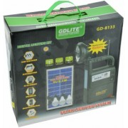 Kit fotovoltaic GD8133