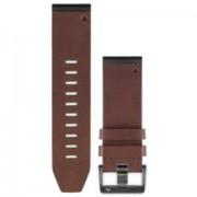 Garmin Cinturino di ricambio Garmin QuickFit Leder fenix 5x/3 Marrone