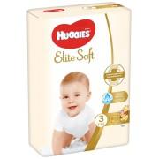 Huggies Elite Soft 3 pelene, 66 komada (5-9kg)