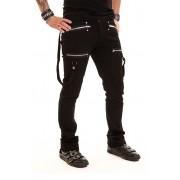 Spodnie z szelkami - BARRIER PANTS