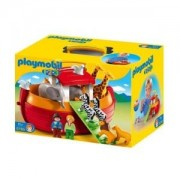 Плеймобил - Мобилен ноев ковчег, Playmobil 6765 - My Take Along 1.2.3 Noahs Ark