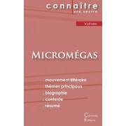 Fiche de lecture Micromgas (Analyse littraire de rfrence et rsum complet), Paperback/Voltaire