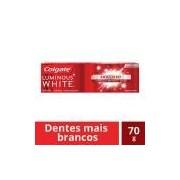Creme Dental Colgate Luminous White Brilliant 70g Edição Limitada