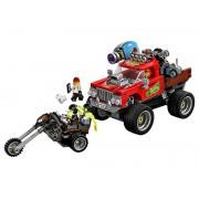 Lego Camión Acrobático de El Fuego