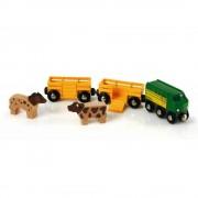 Trenulet ferma BRIO