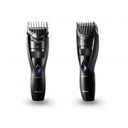 Тример, Panasonic ER-GB37-K503, за брада, Миещ се, 1-10мм, 19 стъпки, Черен