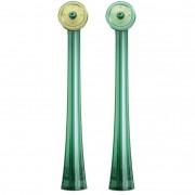 Capete irigator oral Philips Nozzlez HX8012/07 2 bucati Verde