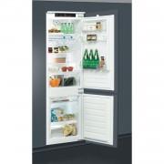 Combina frigorifica incorporabila ART7811A+, 275 l, Clasa A+, Gri