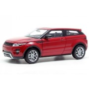 Range Rover Land Rover Evoque Red 1/24 by Welly 24021
