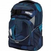 NITRO Daypack Superhero Mochila 44 cm fragments blue