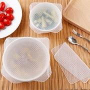 Överdrag / Skydd för Mat 4 st Silikon Bra Matöverdrag