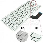 Tastatura Laptop Sony Vaio PCG-4121EM argintie layout UK + CADOU