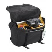 Pachet Kata DL ORBT 10 geanta foto + Manfrotto Compact Advanced kit trepied foto cu cap 3 Way si husa