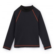 LA REDOUTE COLLECTIONS Ski-Unterziehpullover, Funktionsmaterial, 3-16 Jahre