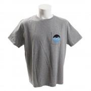 【セール実施中】【送料無料】マウンテンロゴTシャツ Gy XL 19820422023009