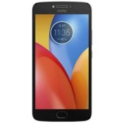 "Telefon Mobil Motorola Moto E4, Procesor Quad-Core 1.3GHz, IPS LCD capacitive touchscreen 5"", 2GB RAM, 16GB Flash, 8MP, Wi-Fi, 4G, Dual Sim, Android (Gri) + Cartela SIM Orange PrePay, 6 euro credit, 4 GB internet 4G, 2,000 minute nationale si internationa"