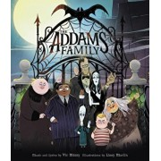 The Addams Family: An Original Picture Book: Includes Lyrics to the Iconic Song!, Hardcover/Vic Mizzy