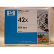 Hp 42x Black Toner Cartridge 2k Pages (q5942x)