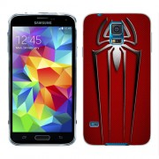 Husa Samsung Galaxy S5 Mini G800F Silicon Gel Tpu Model Spiderman