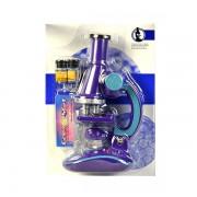 Mikroskop fialový