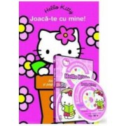 Hello Kitty. Joaca-te cu mine + DVD Descurcareata Kitty