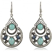 Sanaa Creations Antique Silver Plated Stylish Earings Fancy Party Wear New Year Special offer Earrings For Women and Girls