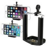 Clip Bracket Holder Tripod Monopod Mount Adapter for Mobile Phone