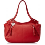 Butterflies Shoulder Bag (Red) (BNS 0474)