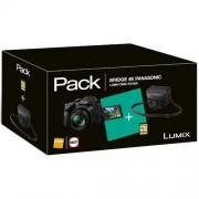Panasonic compact camera LUMIX FZ1000 INCL. TAS EN 8GB SD-KAART