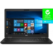 "Laptop Dell Latitude 5590 (Procesor Intel® Core™ i5-8350U (6M Cache, up to 3.60 GHz), Kaby Lake R, 15.6"" FHD, 16GB, 512GB SSD, Intel® UHD Graphics 620, Win10 Pro, Negru)"