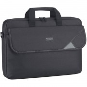 Geanta laptop Targus Topload Intellect 15.6 inch negru / gri