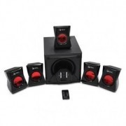 Genius SW-G5.1 3500 Stereo 5.1 Channel Speaker System for PC and Home Theatre