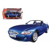 Motormax 73269Bl Bmw Z4 Blue 1-24 Diecast Model Car