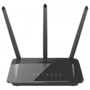Router wireless D-Link DIR-859/E AC1750 Dual-Band Gigabit Negru