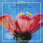 Video Delta Vivaldi,A. - Six Violin Concertos For Anna - CD