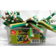 Vidal Rainbow Pencils Fruit Flavour Candy Sweets