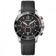 Wenger Seaforce Reloj de cuarzo Cronógrafo acero inoxidable