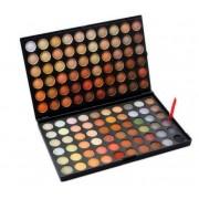 Trusa profesionala de farduri cu 120 culori neutre, Neutral Nude, P4