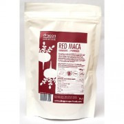 Maca Rosie Pudra Raw Bio 100gr Dragon Superfoods