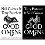 Good Omens: The Nice and Accurate Prophecies of Agnes Nutter, Witch, Hardcover/Neil Gaiman