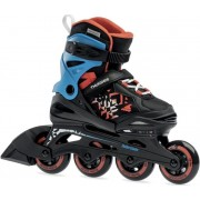 Rollerblade Thunder Black/Red 160