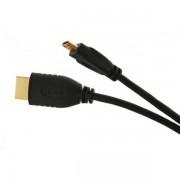 Noname HDMI-micro HDMI 1.4 3D kábel 1,5m
