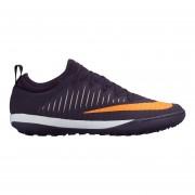 Zapatos Fútbol Hombre Nike Mercurialx Finale II Tf-Negro