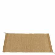 Ply Teppich Burnt Orange 85 x 140 cm Muuto